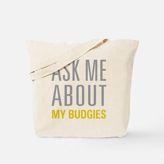 My Budgies Tote Bag