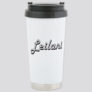 Leilani Classic Retro N Stainless Steel Travel Mug