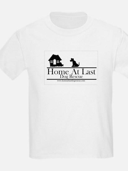 Home At Last Logo T-Shirt