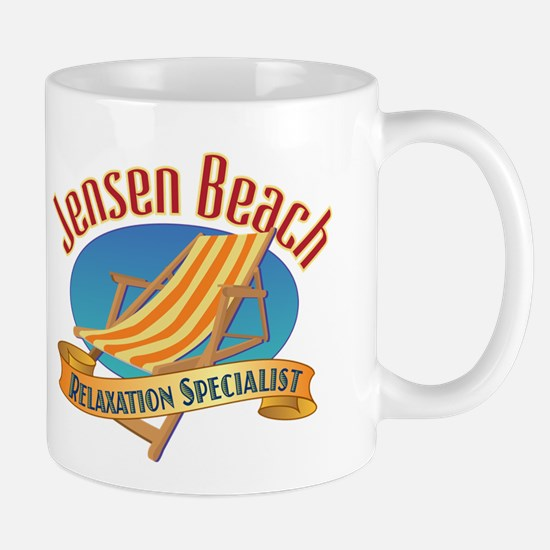 Jensen Beach - Mug