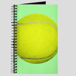 Tennis Ball Sport Journal