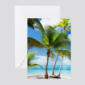 Paradise Corner Greeting Cards