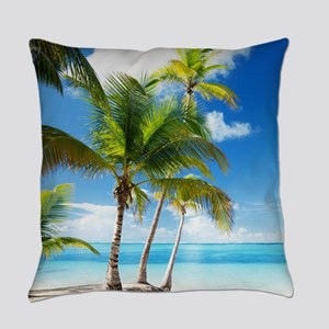 Paradise Corner Everyday Pillow