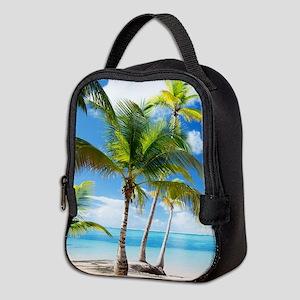 Paradise Corner Neoprene Lunch Bag