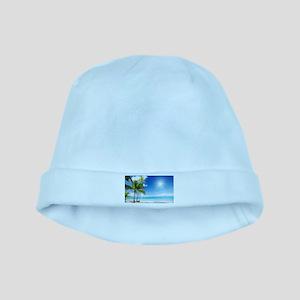 Paradise Corner baby hat