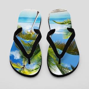 Paradise Corner Flip Flops
