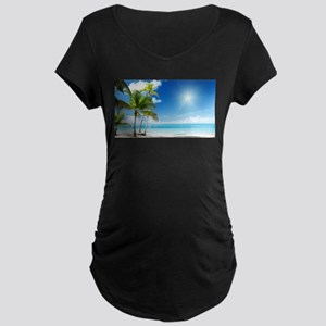 Paradise Corner Maternity T-Shirt