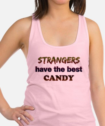 The Best Candy Racerback Tank Top
