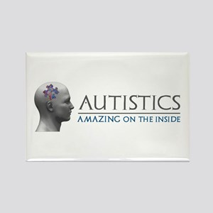 Autistics Amazing Head Magnets