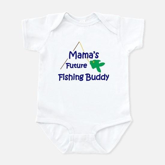 Mama's Future Fishing Buddy Body Suit