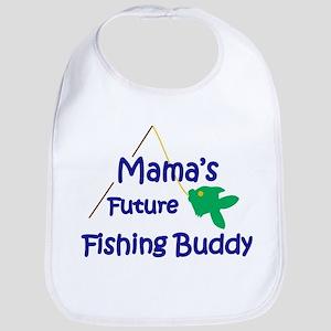 Mama's Future Fishing Buddy Bib