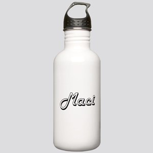Maci Classic Retro Nam Stainless Water Bottle 1.0L