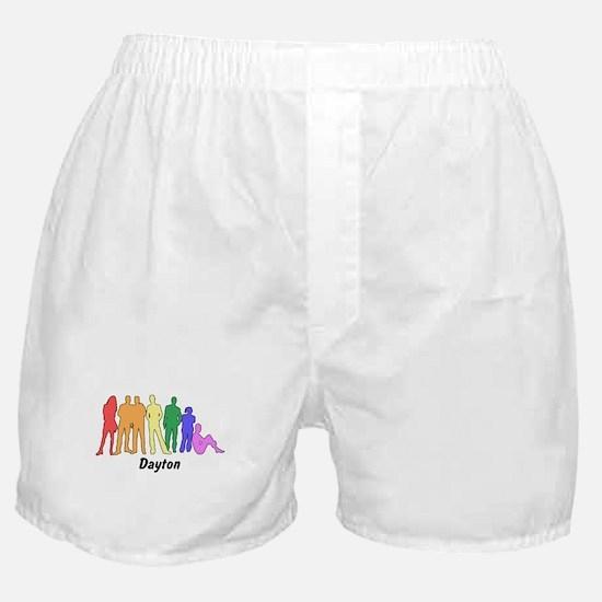 Dayton diversity Boxer Shorts