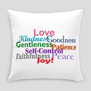 Fruit of the Spirit Everyday Pillow