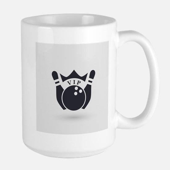 Bowling for VIPs Mugs