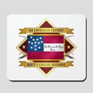 1st Louisiana Cavalry Mousepad