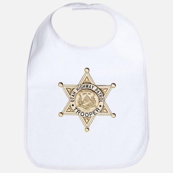 Utah Highway Patrol Bib