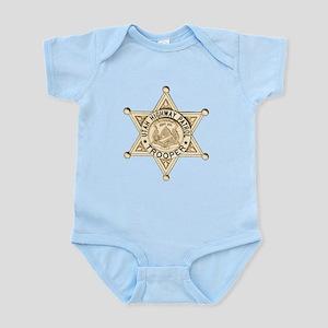 Utah Highway Patrol Infant Bodysuit