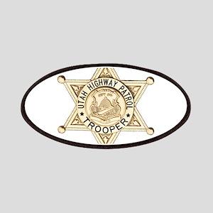 Utah Highway Patrol Patch