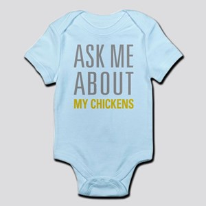 My Chickens Body Suit