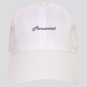 Monserrat Classic Retro Name Design Cap