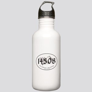 Summit Stickers Stainless Water Bottle 1.0L