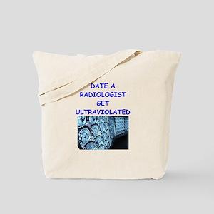 radiologist Tote Bag