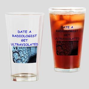 radiologist Drinking Glass