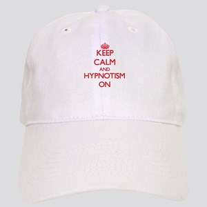 Keep Calm and Hypnotism ON Cap