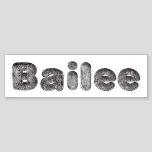 Bailee Wolf Bumper Sticker