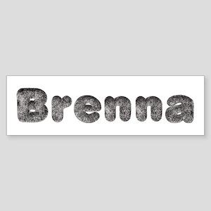 Brenna Wolf Bumper Sticker