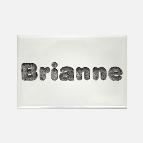 Brianne Wolf Rectangle Magnet