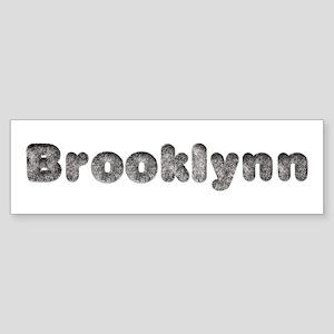 Brooklynn Wolf Bumper Sticker