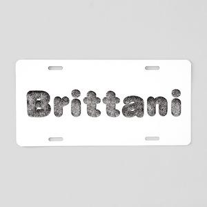 Brittani Wolf Aluminum License Plate