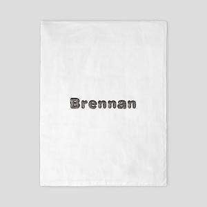 Brennan Wolf Twin Duvet