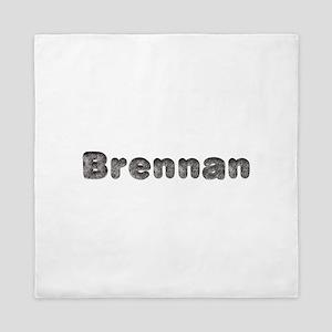 Brennan Wolf Queen Duvet