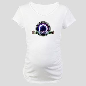 theLEDwheel Maternity T-Shirt