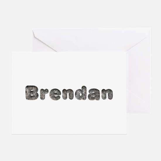 Brendan Wolf Greeting Card