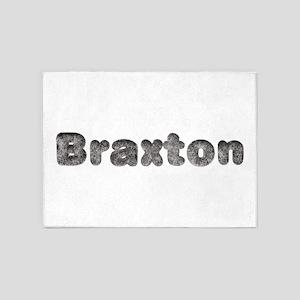 Braxton Wolf 5'x7' Area Rug