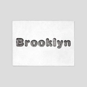 Brooklyn Wolf 5'x7' Area Rug