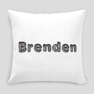 Brenden Wolf Everyday Pillow