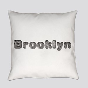 Brooklyn Wolf Everyday Pillow