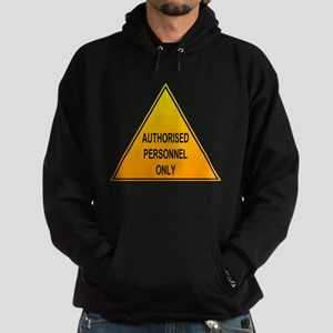 Authorised Personnel Only Hoody