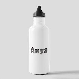 Anya Wolf Water Bottle