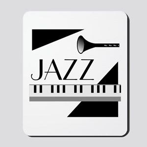 Love For Jazz - Mousepad
