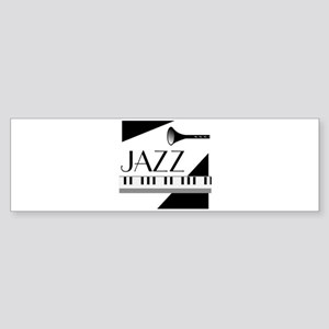 Love For Jazz - Sticker (Bumper)