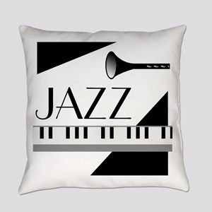 Love For Jazz - Everyday Pillow