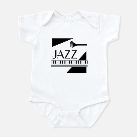 Love For Jazz - Infant Bodysuit