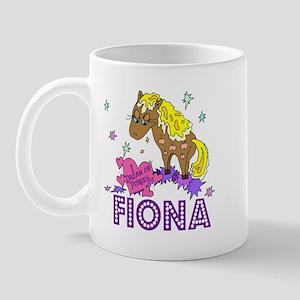I Dream Of Ponies Fiona Mug