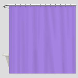 Light Violet Shower Curtain